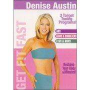 Denise Austin: Get Fit Fast (Full Frame) by LIONS GATE FILMS