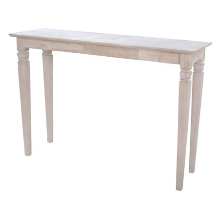 - International Concepts Java Console or Sofa Table, Unfinished