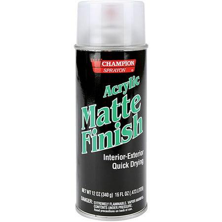 Chase Matte Finish Spray 12oz ()