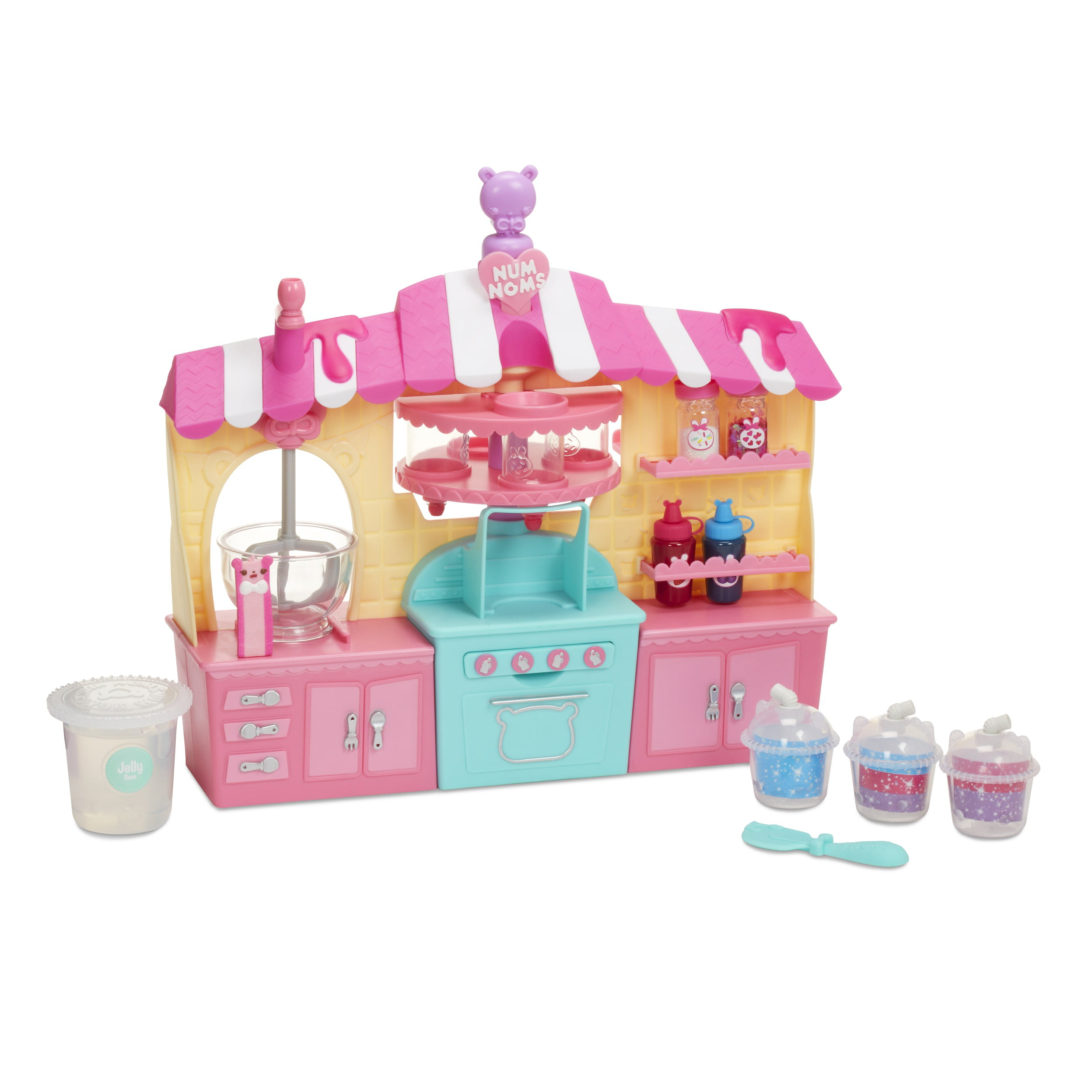 Num Noms Snackables Scented Silly Shakes Slime Maker Playset