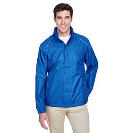 Ash City   Core 365 Mens Climate Seam Sealed Lightweight Variegated Ripstop Jacket   True Royal 438   5Xl 88185