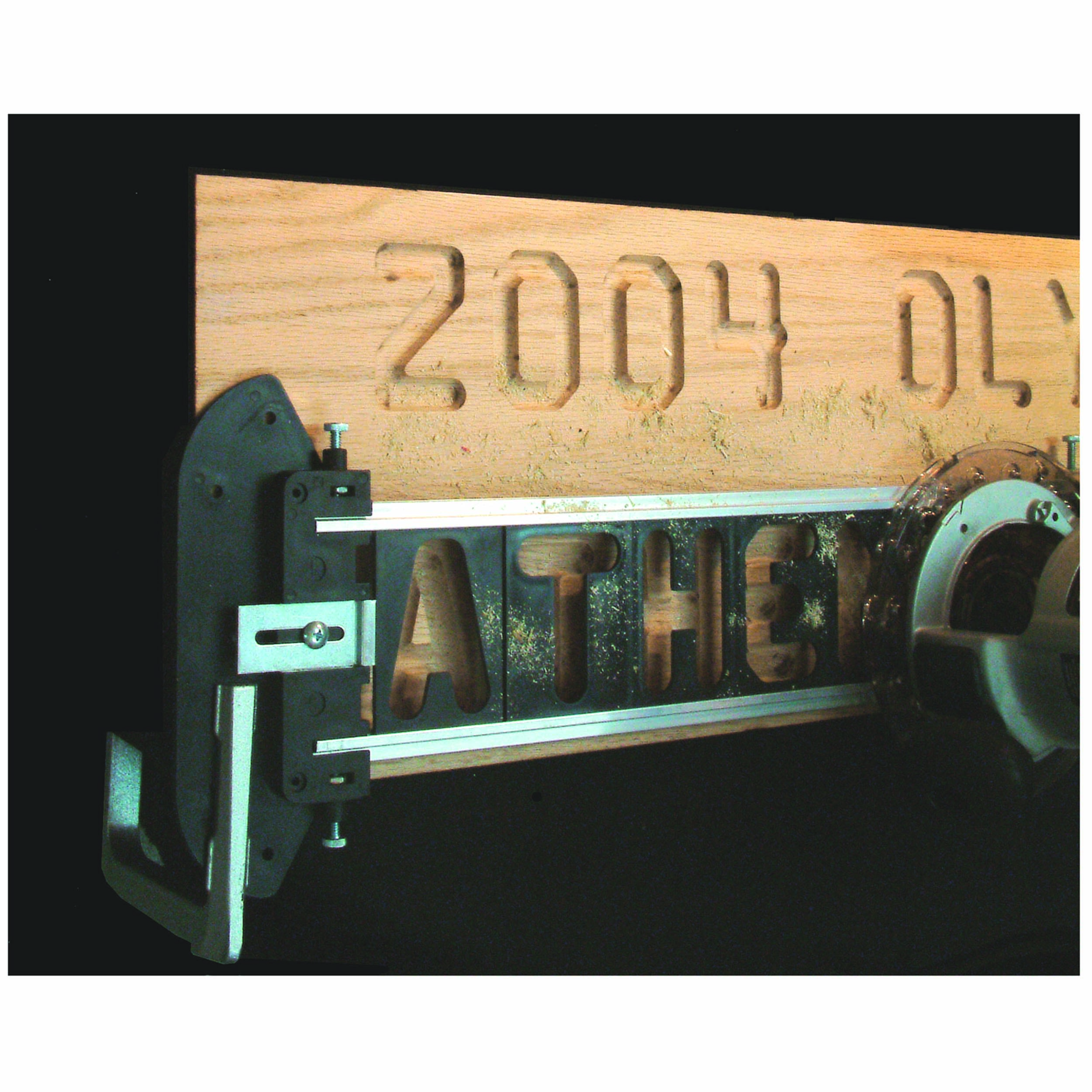 MILESCRAFT INC. 1212 Sign Pro Router Signmaking Jig