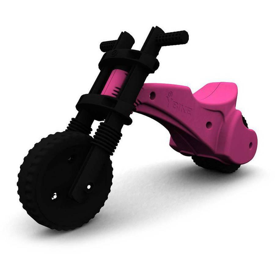 YBIKE Original Balance Bike, Pink