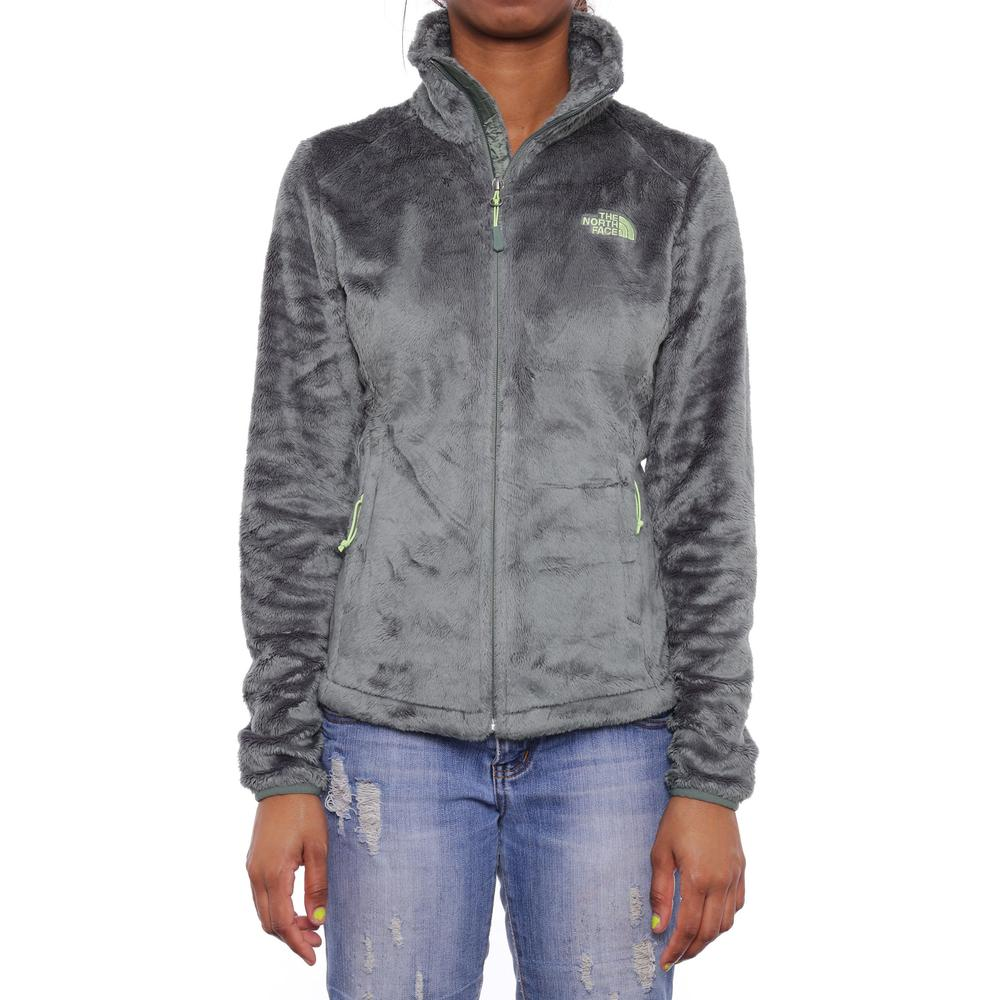 North Face Women Osito 2 Fleece Jacket Basic Jacket