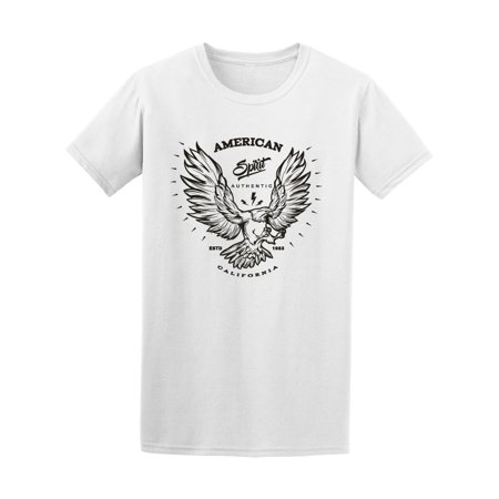 Authentic American Spirit Eagle Tee Men's -Image by Shutterstock (American Eagle Jackets)