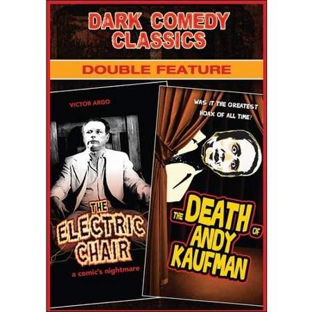Dark Comedy Classics: Double Feature - The Electric Chair / The Death Of Andy - Andy The Office Halloween