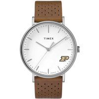 Purdue Boilermakers Timex Bright Whites Tribute Collection Watch - No Size