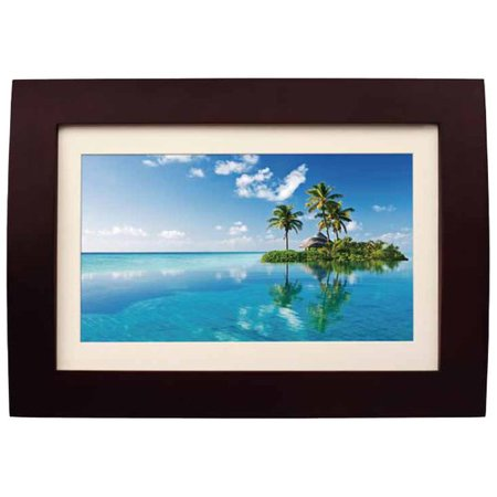 sylvania 10 multi media photo frame