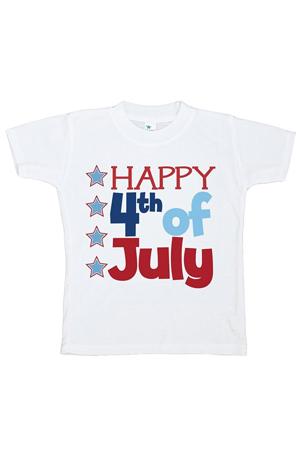 Custom Party Shop Kids Mommys Firecracker 4th of July T-Shirt