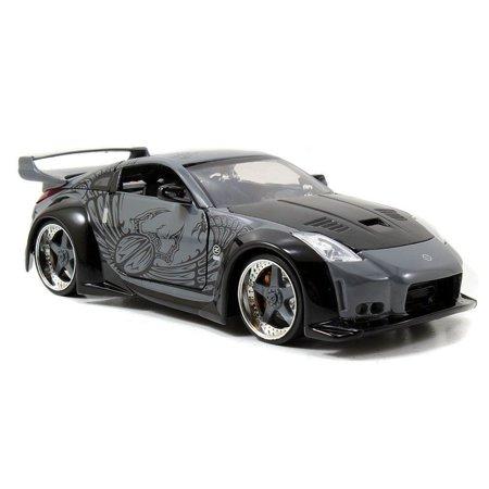 JADA 1:24 DISPLAY FAST FURIOUS TOKYO DRIFT 2003 NISSAN 350Z DIECAST NO (Fast And Furious Tokyo Drift Cars For Sale)
