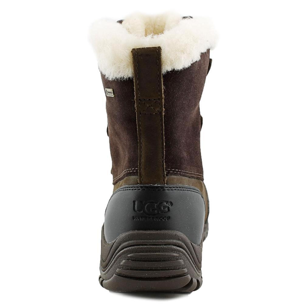 8677890937b Ugg Australia Ostrander Women US 6.5 Brown Winter Boot