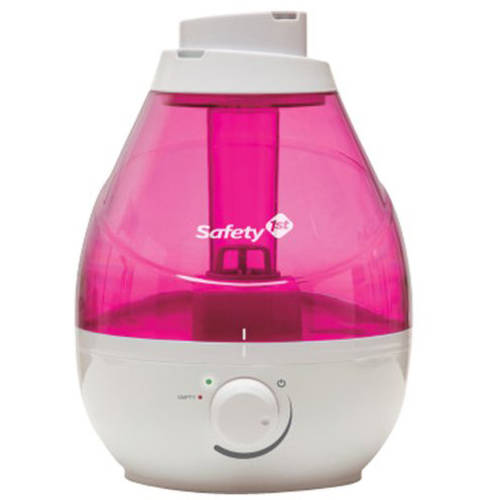 Safety 1st 360-Degree Cool Mist Ultrasonic Humidifier, (Choose your Color)