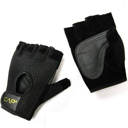 CAP Mesh Weightlifting Gloves - Air Mesh Bike Gloves