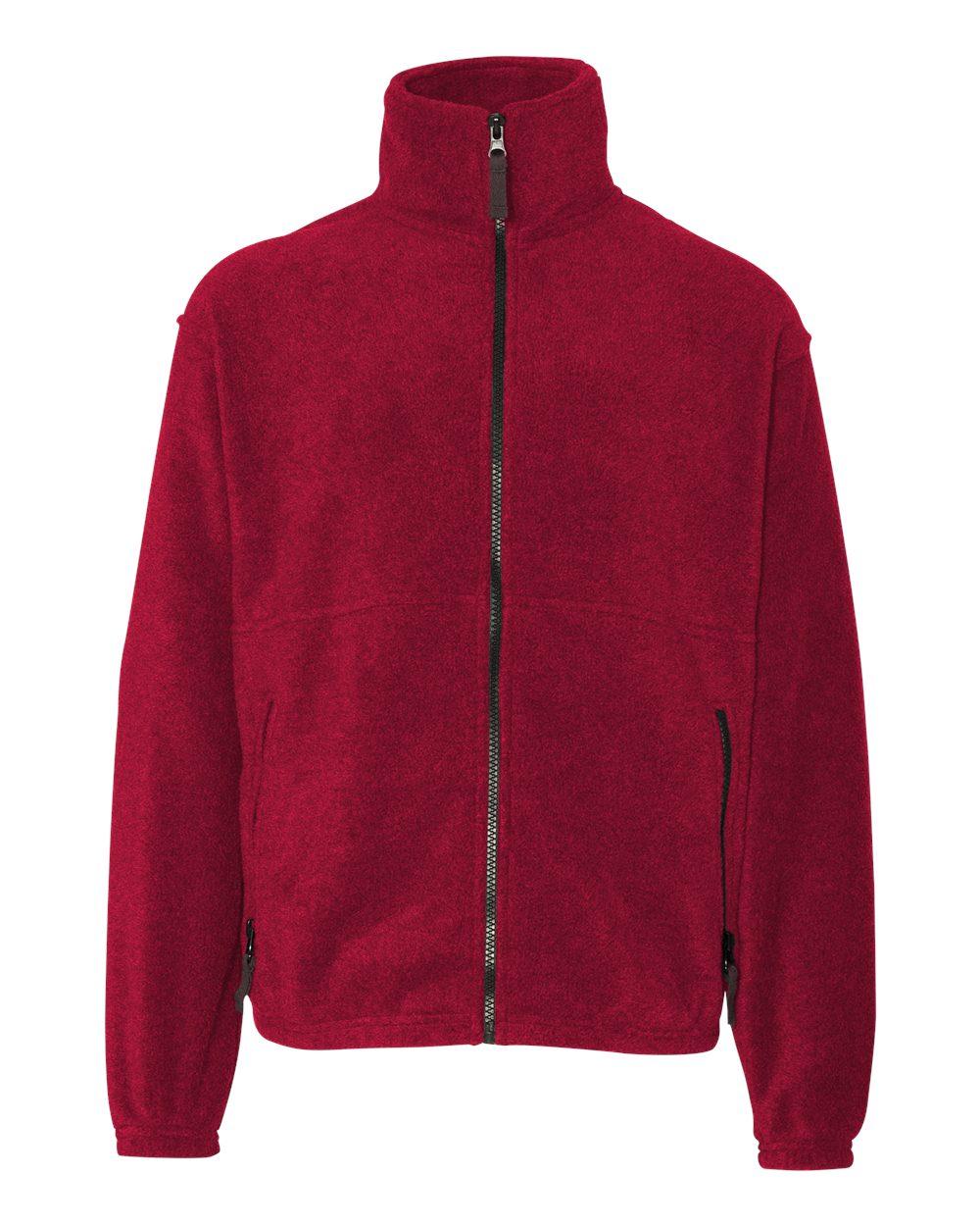 Sierra Pacific Youth Fleece Full-Zip Jacket 4061