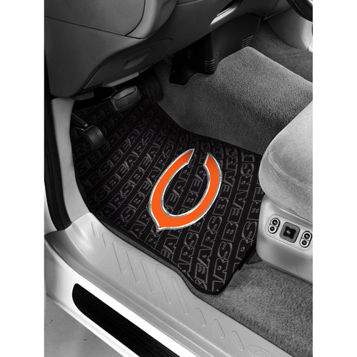 NFL - Chicago Bears Floor Mats - Set of 2