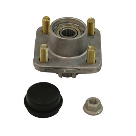 StentensGolf FH2140 Front Hub Assembly for Club Car 2004 Up Precedent & 2003 Up Ds