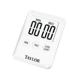 Taylor Mini Digital Kitchen Timer, Assorted Colors
