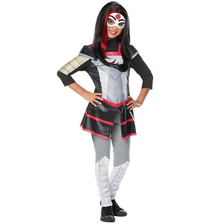 DC SuperHero Batgirl Costume for Kids