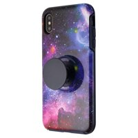 Otterbox + Pop Symmetry Series Case for Apple iPhone XS Max - Blue Nebula (Refurbished)