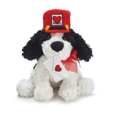 Valentine's Day Mail Puppy 11 inch Plush Toy (Pusheen Valentines Day)