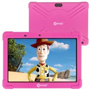 """Contixo 10"""" Kids Tablet 2GB RAM 16GB WiFi Android 10 Tablet For Kids Bluetooth Parental Control Pre-Installed Learning Tablet Apps for Toddlers Children Kid-Proof Protective Case, K101A"""