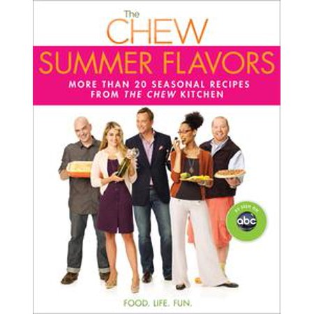 Chew: Summer Flavors, The - eBook ()