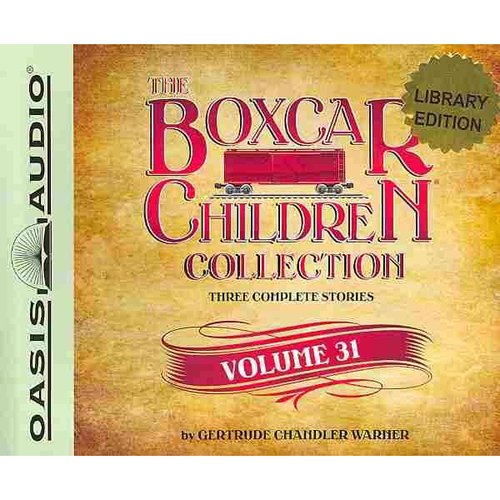The Boxcar Children Collection: The Mystery at Skeleton Point / The Tattletale Mystery / The Comic Book Mystery: Library Edition