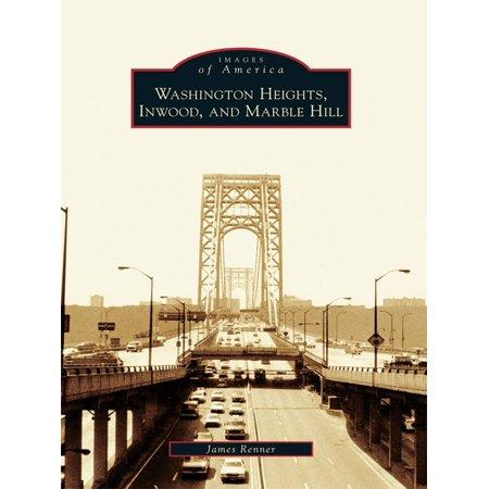 Washington Heights, Inwood, and Marble Hill - eBook