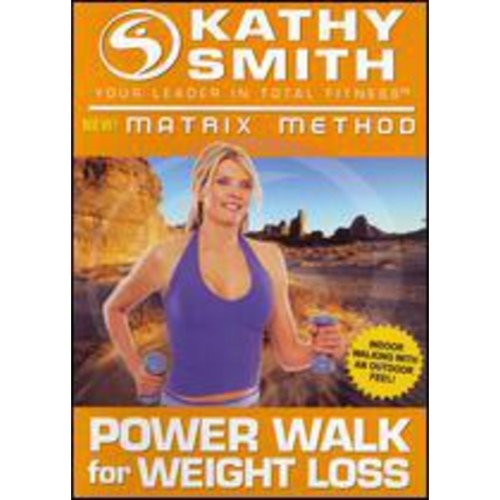 Smith K-matrix Method-power Walk For Weight Loss [dvd]-nla (cerebellum Corporation)
