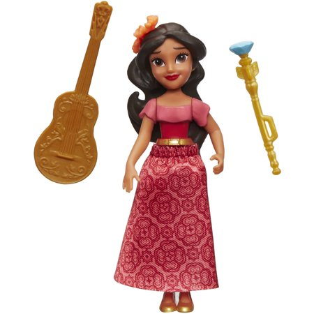 Disney Elena Of Avalor Scepter Adventure Doll