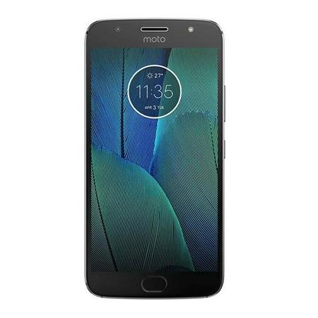 Motorola Moto G5S Plus XT1803 32GB Daul Camera GSM GLOBAL Unlocked Smartphone - Luna Gray