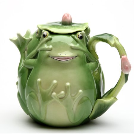 (Cosmos Gifts Fairy Frog 0.75qt. Teapot)