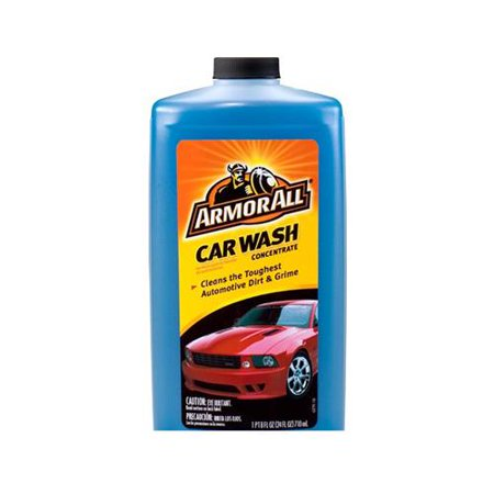 Armored Auto Group Sales 25024 24 Oz  Car Washer Or Washing Concentrate