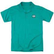 Embroidered Lantern Mens Polo Shirt