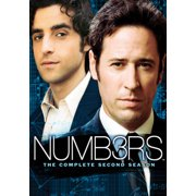 Numb3rs: The Complete Second Season (DVD)