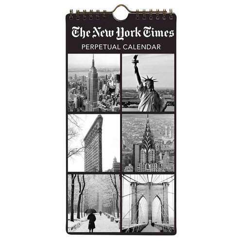 The New York Times Perpetual Calendar
