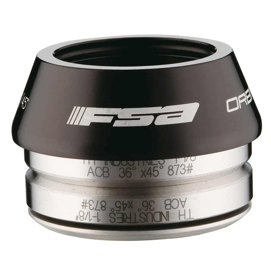 FSA, Orbit IS, Headset, Black, 65g, Regular