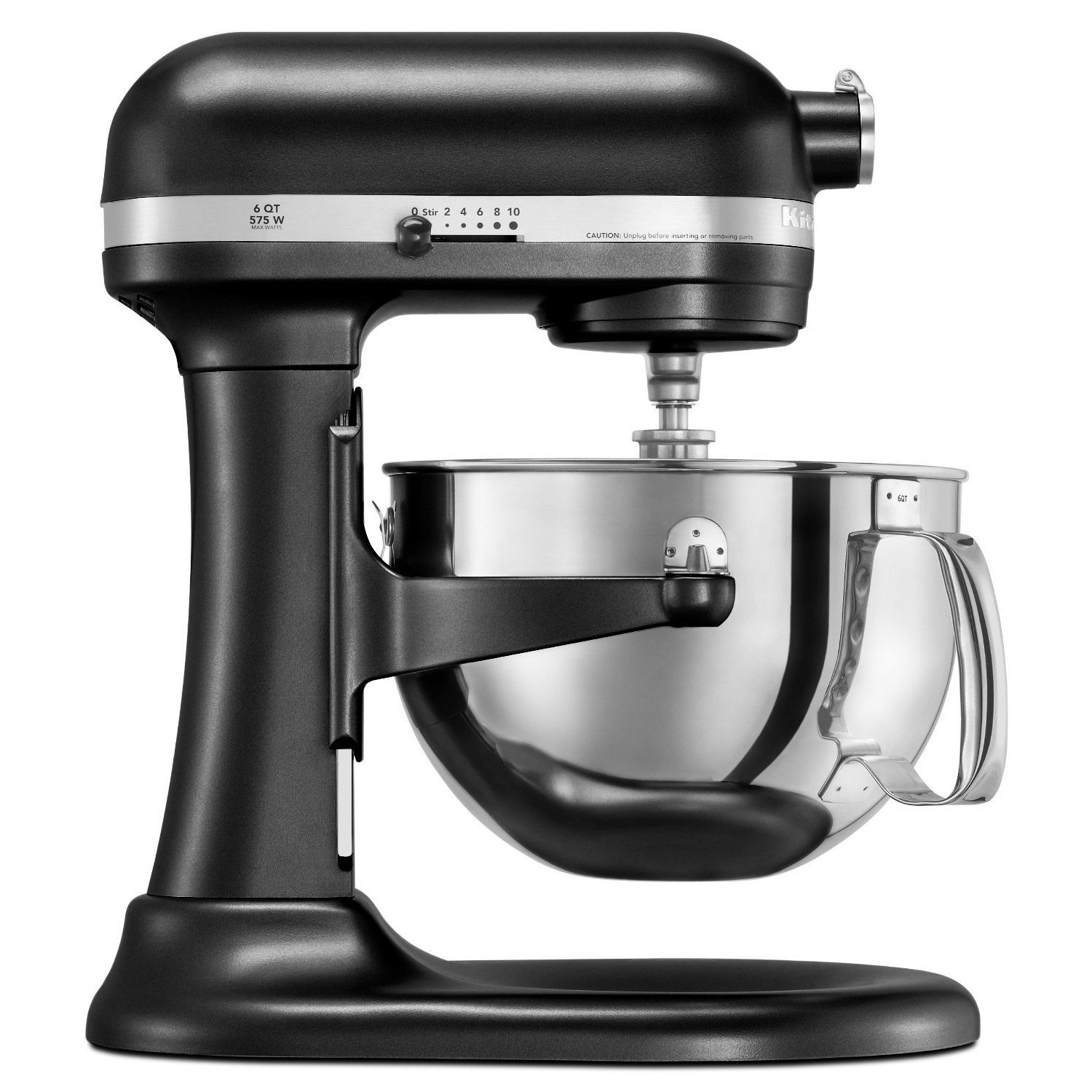 KitchenAid Professional 600 6 Qt Lift Bowl Stand Mixer (Certified Refurbished)