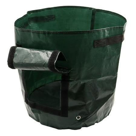 DIY Potato Grow Planter PE Cloth Planting Container Bag Thicken Garden - Garden Planters Containers