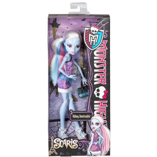 Monster High Scaris Abbey Bominable Doll