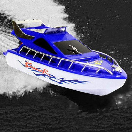 VENSE RC Super Mini Electric Remote Control High Speed Boat Ship Electric Boat Toys HOT New Upgraded on sale - image 8 of 9