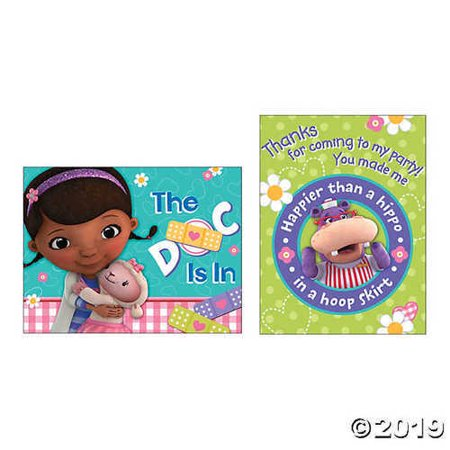 Doc McStuffins Invitations and Thank You Cards](Doc Mcstuffins Invitation)
