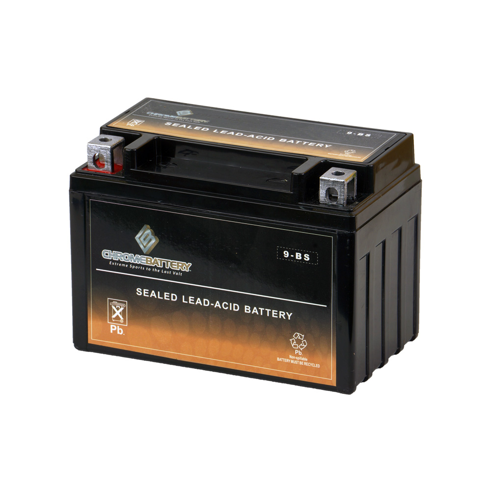 YTX9-BS Motorcycle Battery for Suzuki 900cc RF900 R S ZS 1997