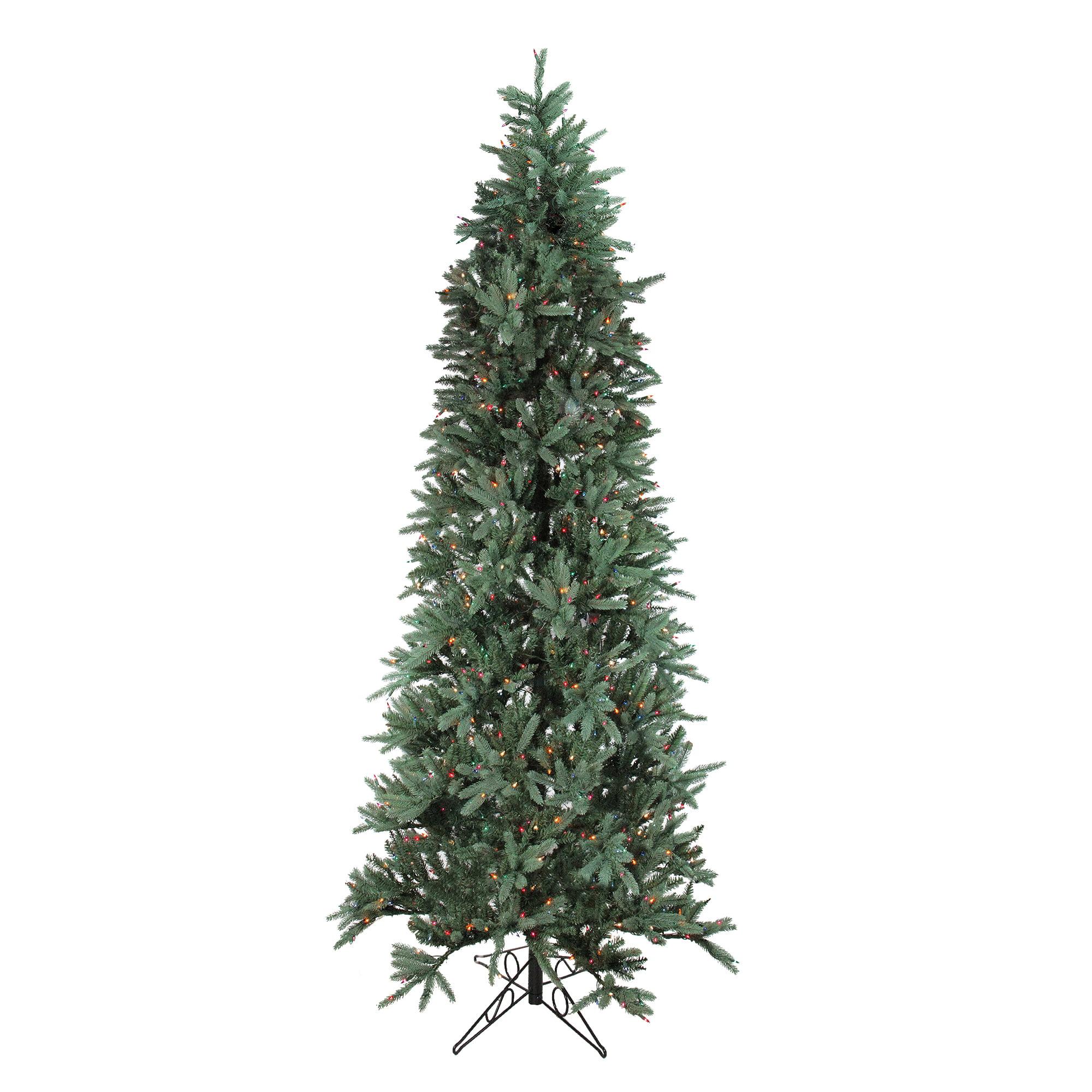 Where To Cut Christmas Trees: 9' Slim Fresh Cut Carolina Frasier Artificial Christmas