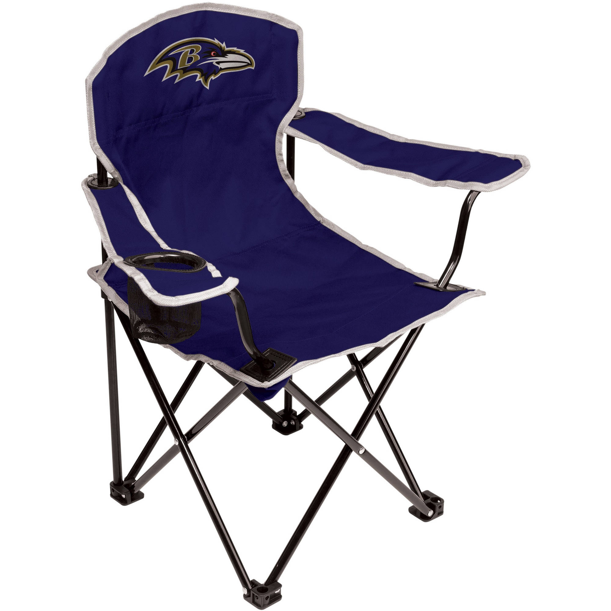 Coleman NFL Baltimore Ravens Youth Size Tailgate Chair