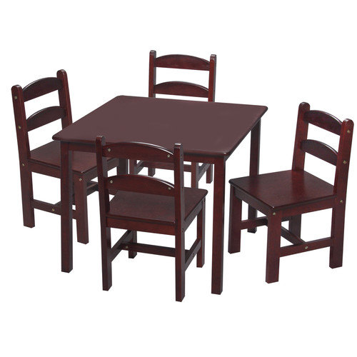 Gift Mark Kids 5 Piece Table & Chair Set