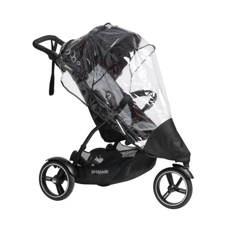 Dot Storm Cover Single/Double Buggy Single Storm Cover
