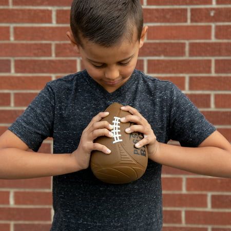 - Passback Peewee Foam Football, Ages 4+, Elementary Football
