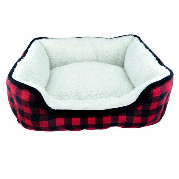 Dog Beds Cuddler Sherpa Per Choose