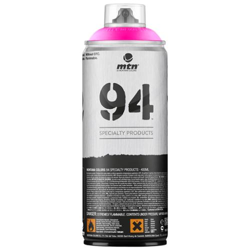 Montana MTN 94 Series 400ML Chalk Spray Paint MAGENTA